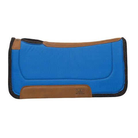 [product vendor],Working Contoured Felt Saddle Pad,Horse