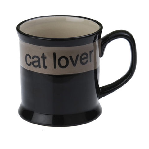 City Pets Cat Lover Mug
