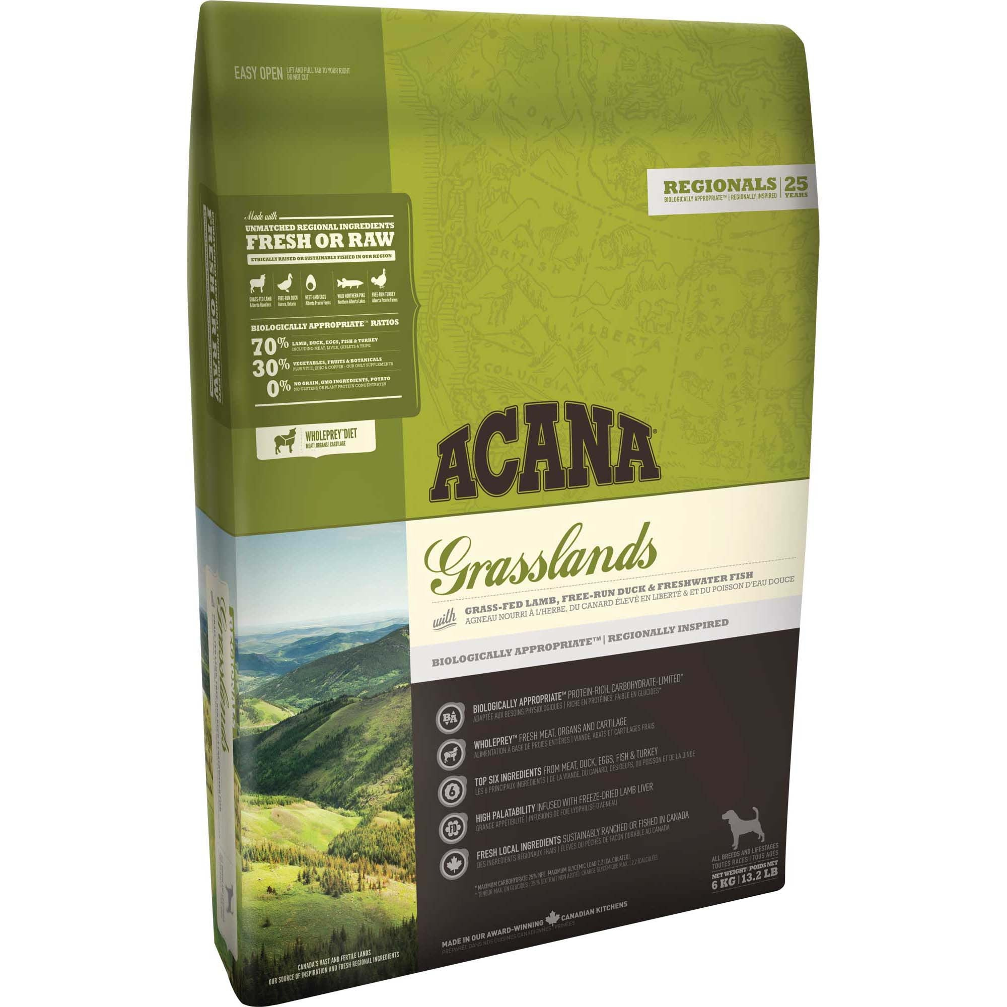 [product vendor],Regionals Grain-Free Dog Food,Dog