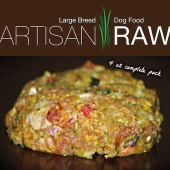 Artisan Raw Pet Food
