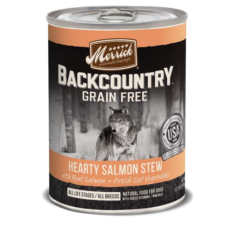 Merrick Backcountry Grain Free Canned Dog Food