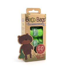 Eco-Friendly Poop Bags 60pack
