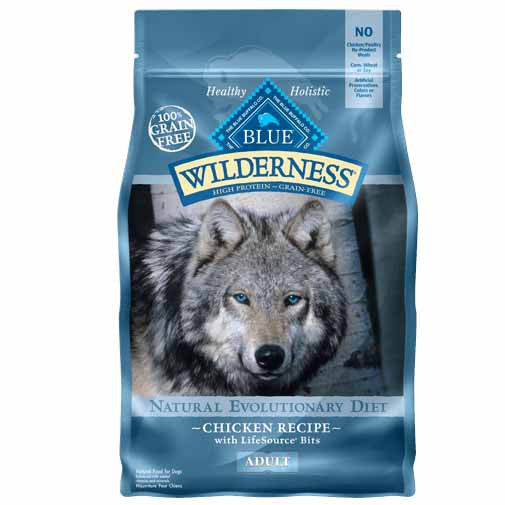 Wilderness Dry Food