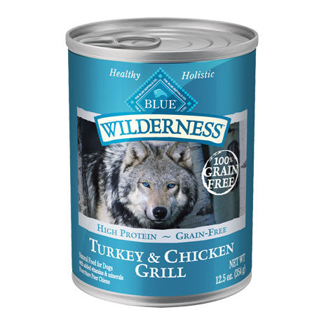 Wilderness Dog Food Cans