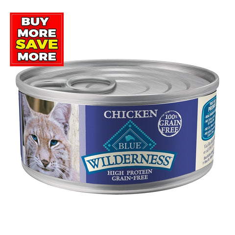 Wilderness Wet Cat Food