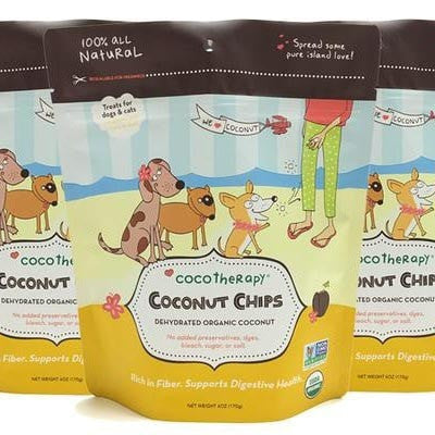 Organic Coconut Chips 6oz