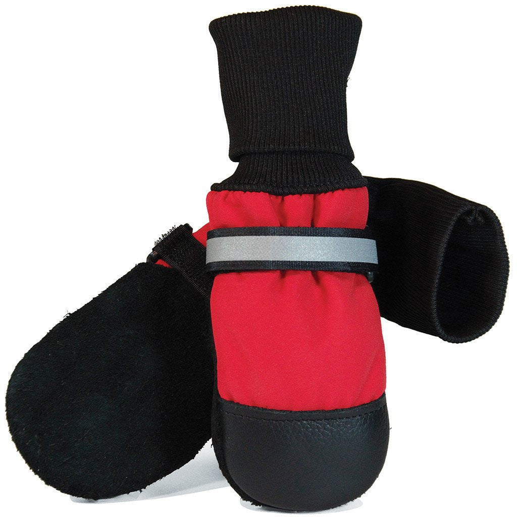 [product vendor]Fleece Lined Winter Dog BootsDog