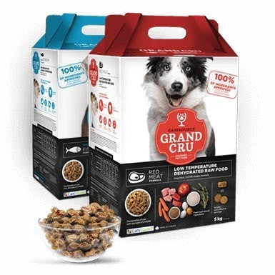 Grand Cru Dehydrated Raw Food
