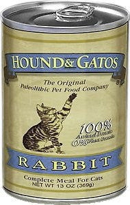 Hounds & Gatos Complete Meal for Cats -WHILE STOCKS LAST