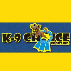 K-9 Choice Raw Ready Meals 9.1kg(8oz Patties)