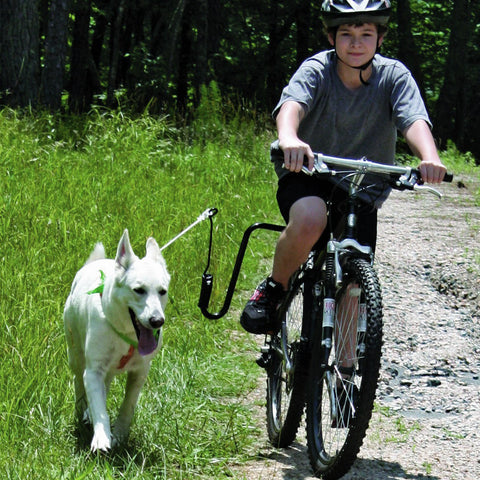 Dog Jogger Bicycle Exerciser Attachment