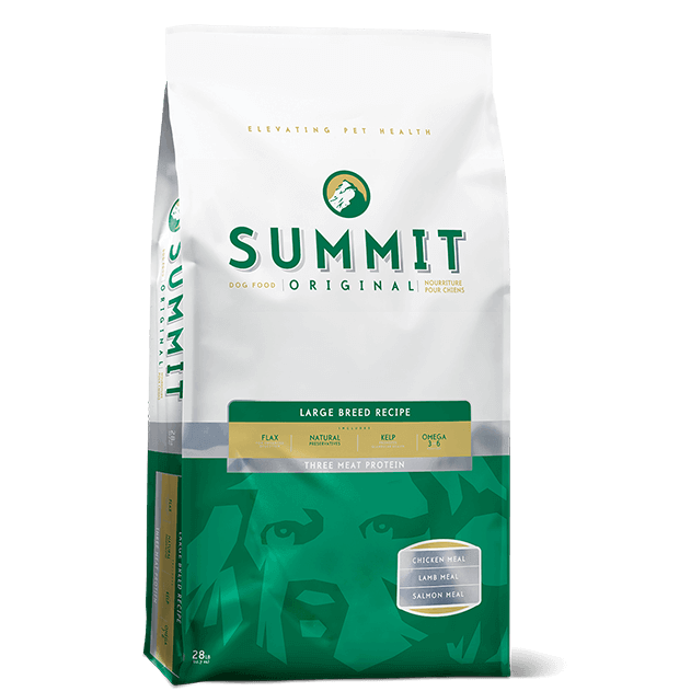 Summit Original Dog Food