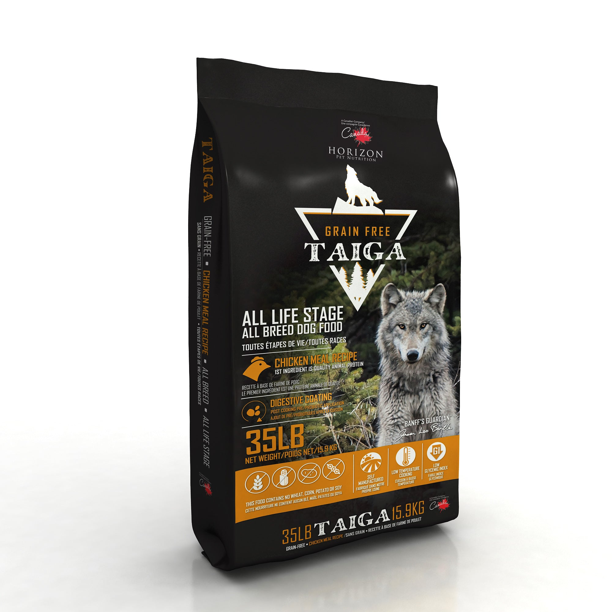 Taiga Grain-Free Dog Food