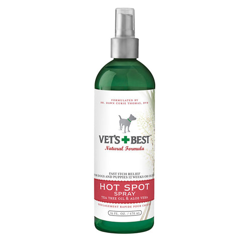 [product vendor],Hot Spot Spray,Dog