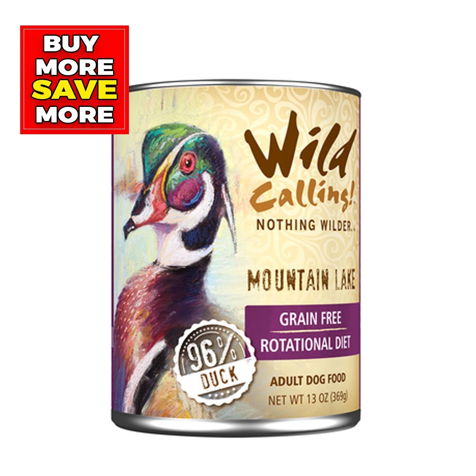 Wild Calling Canned Dog Food