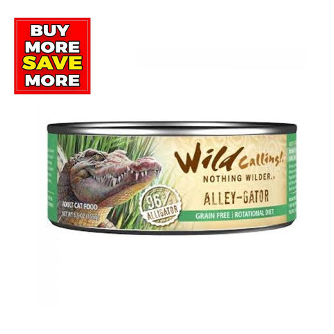 Wild Calling Wet Food for Cats