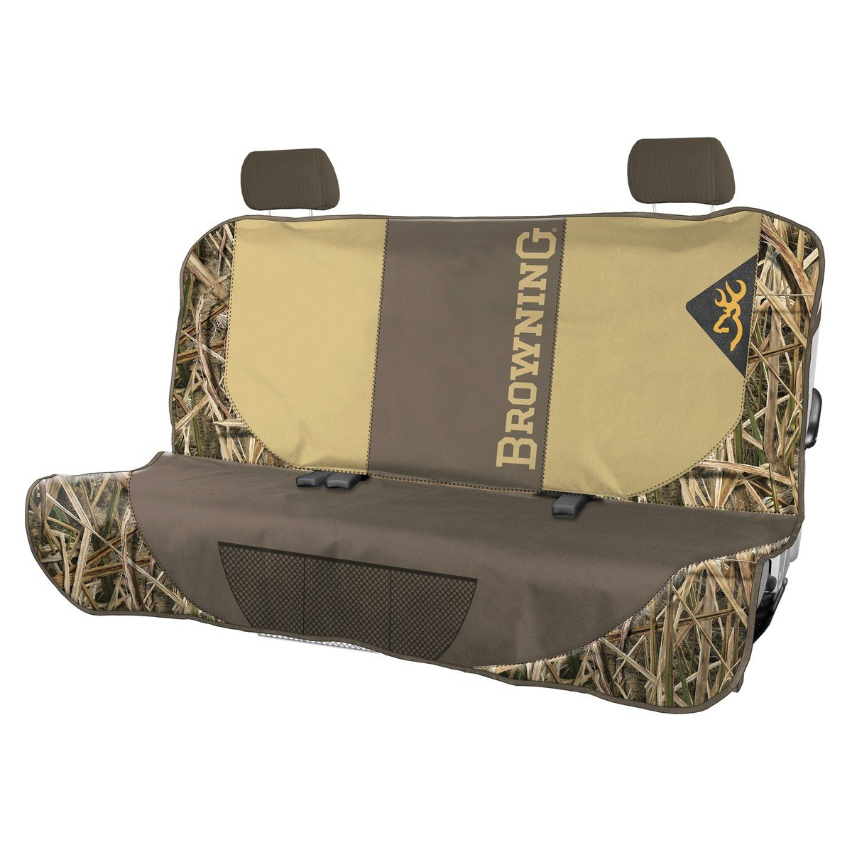 Browning Camo Bench Seat Cover