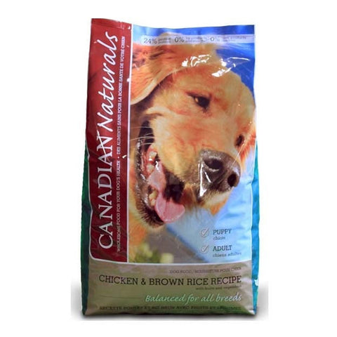 Canadian Naturals 5lbs Dog Food