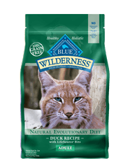 Grain-Free Wilderness Dry Cat Food