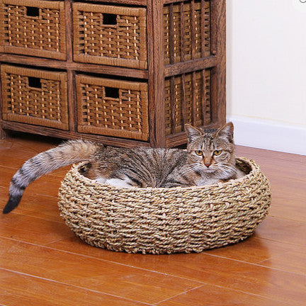 Round Rope Bed