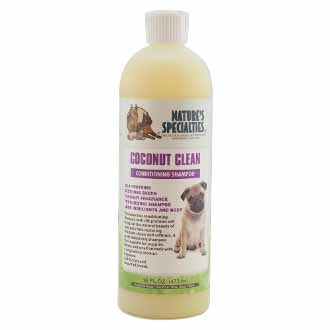 Coconut Clean Conditioning Shampoo