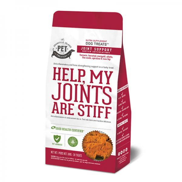Nutra Supplement Dog Treats- Help, My Joints are Stiff 240g