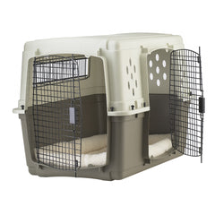 [product vendor],Pet Lodge Double Door Plastic Crate,Dog