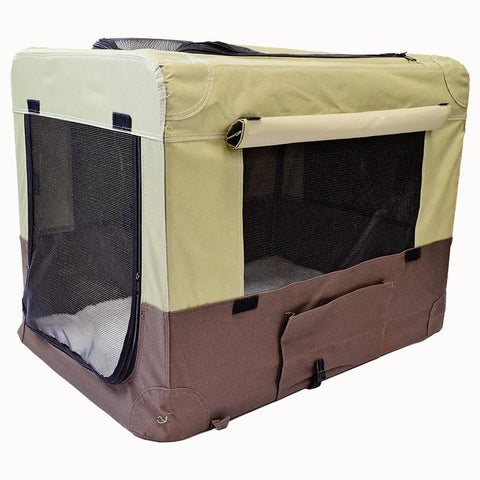 [product vendor],Soft Sided Retreat Kennel,Dog