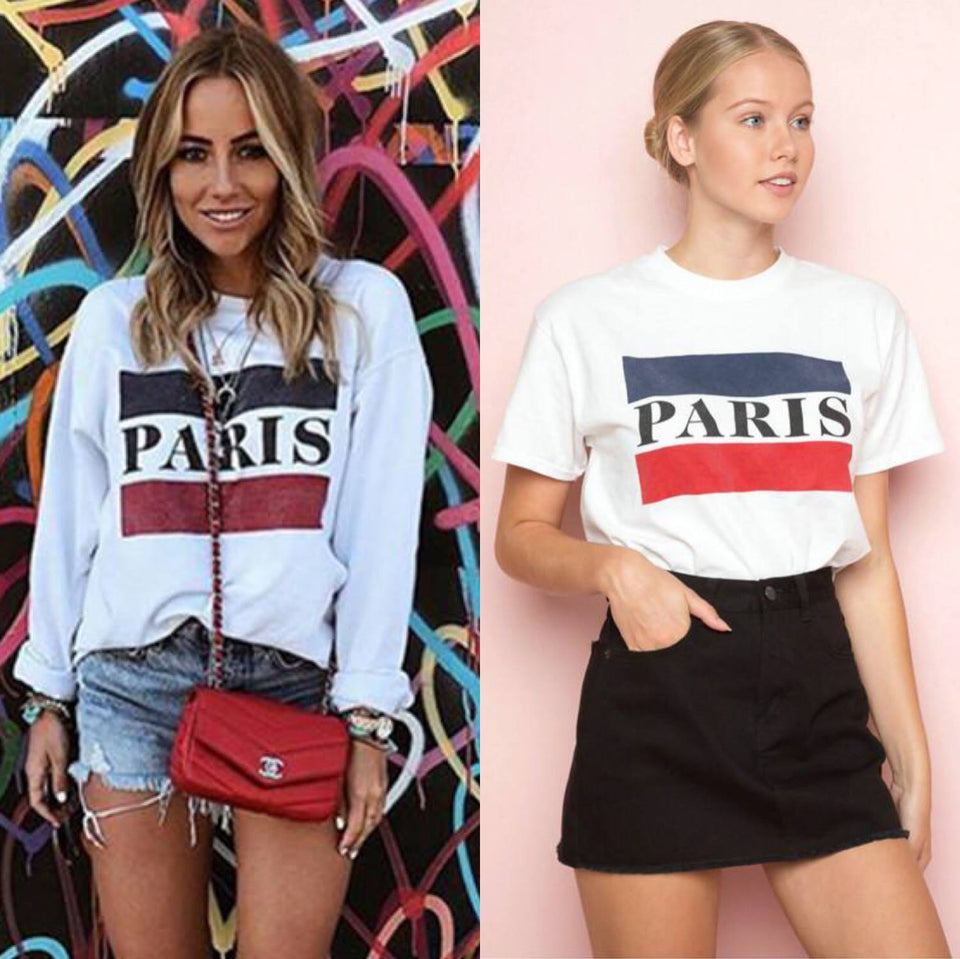 Paris Top