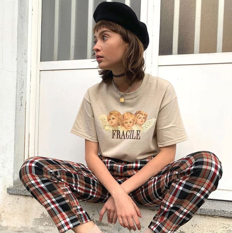 Fragile Angels Tee