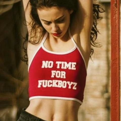 No Time For Fuckboyz Tee