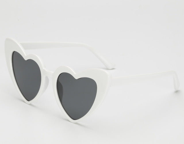 Fashion Love Heart Sunglasses