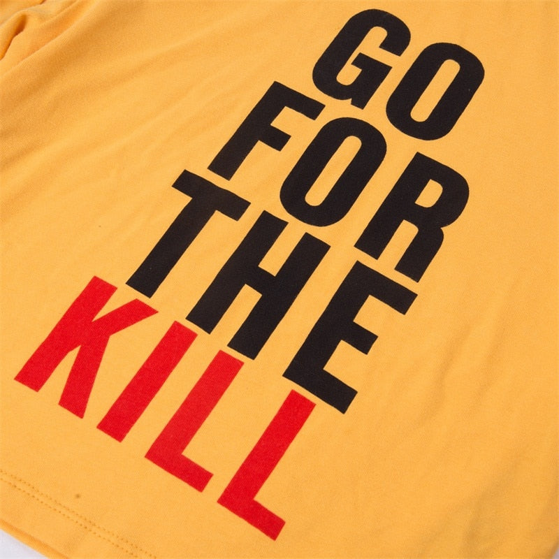 Go For The Kill Top