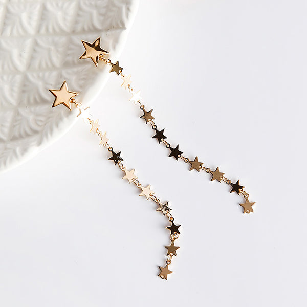 Party Star Earrings