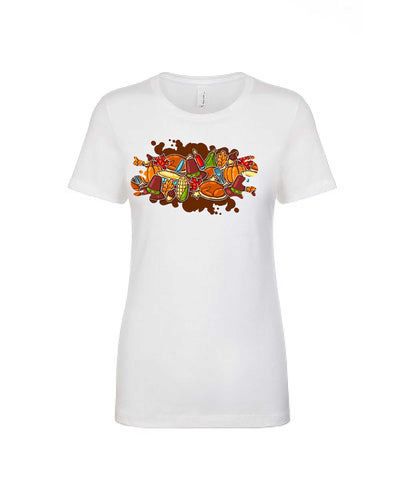 Graphic Tee - Women's Crew - TeesForHumanity