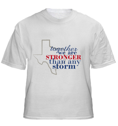 Texas Strong T-shirt for men