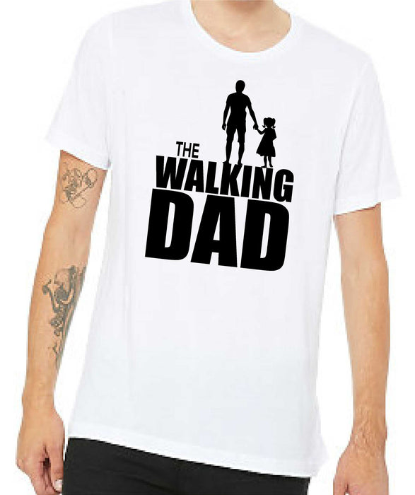 Walking Dad - TeesForHumanity