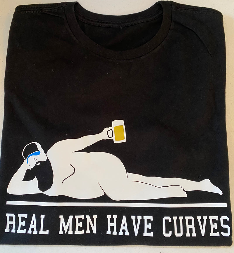 Real Men Have Curves - TeesForHumanity