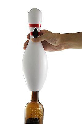 WineOvation WNO-02 Powered Electric Wine Opener Bowling Pin