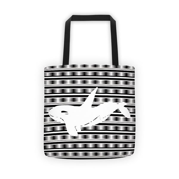 ORCA NEW LIFE PRINT Tote bag