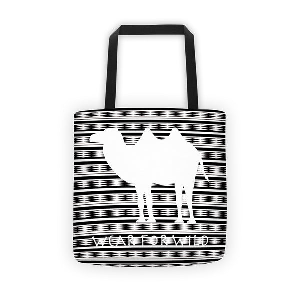 WILD CAMEL NEW LIFE PRINT Tote bag - Wear for Wild