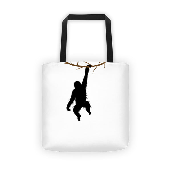 HANGING ORANGUTAN Tote bag - Wear for Wild