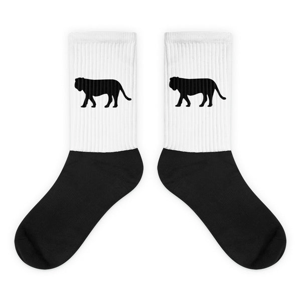 TIGER Black foot socks - Wear for Wild