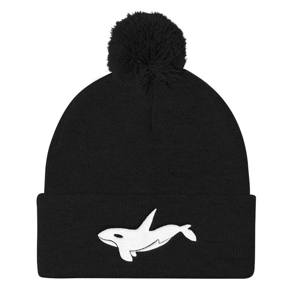 ORCA Pom Pom Knit Cap- MORE COLORS - Wear for Wild