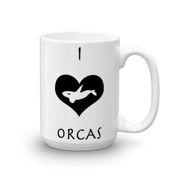 ORCA LOVE Mug - Wear for Wild