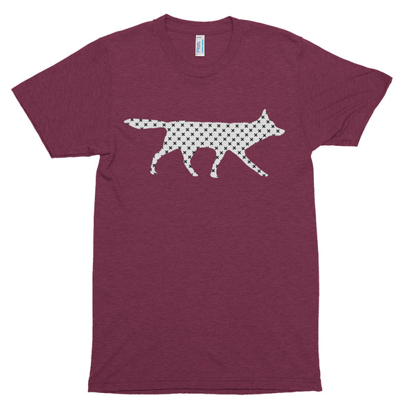 RED WOLF END XTINCTION unisex Short sleeve soft t-shirt