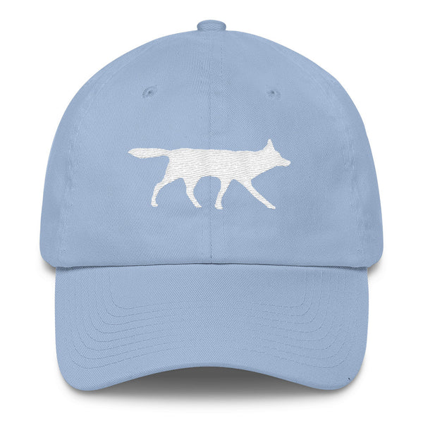RED WOLF Cotton Cap- MORE COLORS