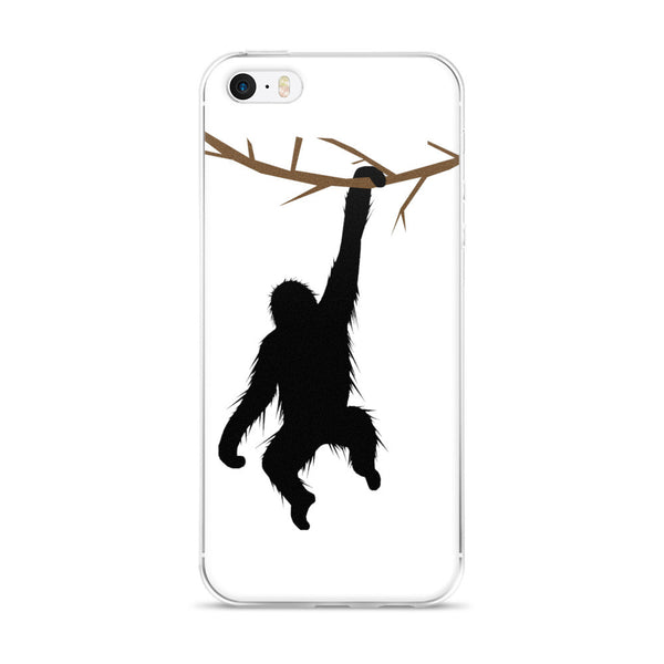 ORANGUTAN iPhone 5/5s/Se, 6/6s, 6/6s Plus Case - Wear for Wild