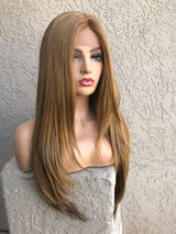 Geneva Lace Front Wig