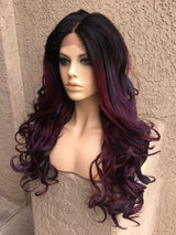 Alexa Lace Front Wig